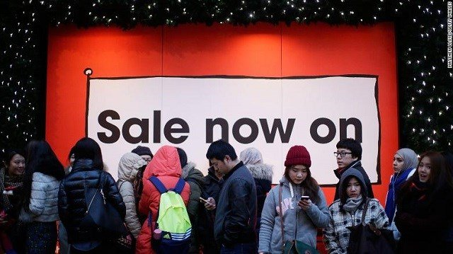 Quieter than expected trading for stores on Boxing Day