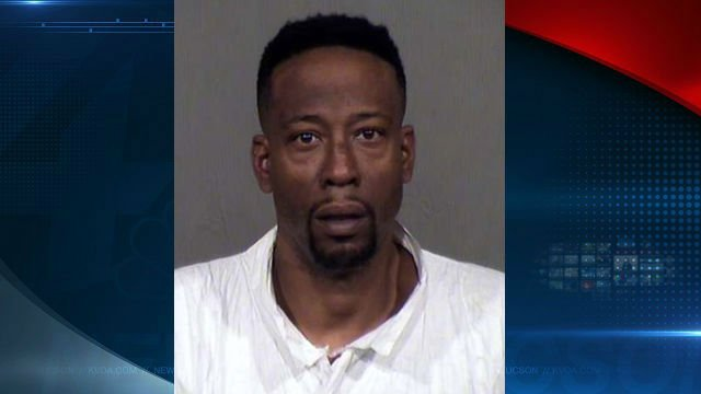 Anthony Ross booking photo. Photo: MCSO via KPNX