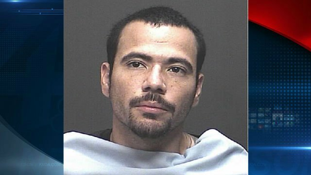 2014 Pima County arrest photo