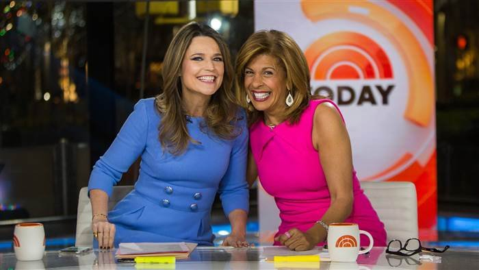 'Today' show names Hoda Kotb as Savannah Guthrie's new co-anchor