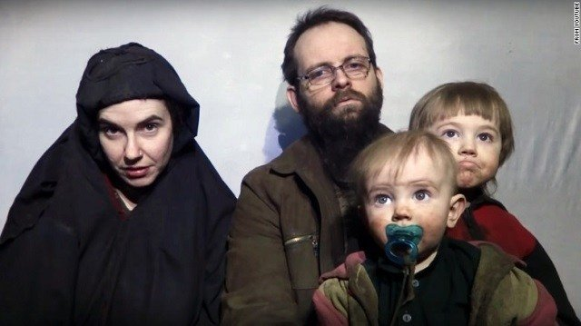 Wife blames trauma for assault charges against former Taliban hostage