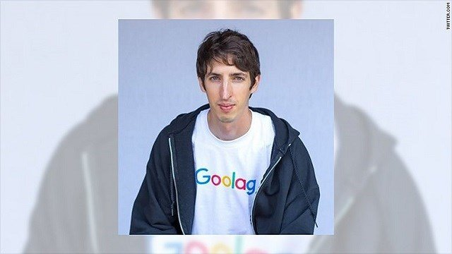 Engineer James Damore fired for 'sexist' memo sues Google