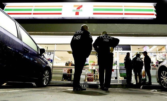'The First of Many:' US Immigration Agents Raid 7-Eleven Stores Nationwide