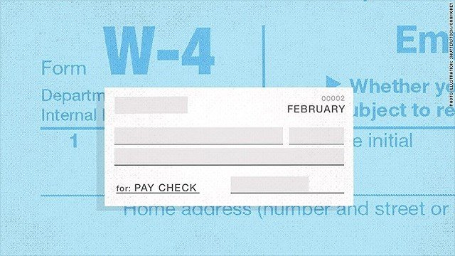 Republicans predict paychecks will grow as IRS issues new tax withholding guidelines