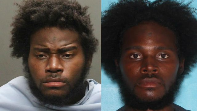 Prior photos of Carl Anthony Parris courtesy of Tucson Police Dept.
