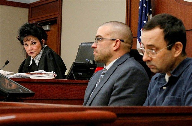 Chilling testimony against Larry Nassar continues as dozens speak
