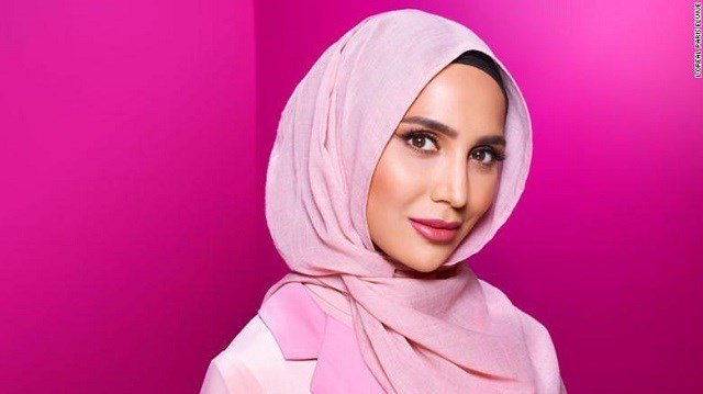Game Changing! L'Oréal's Latest Hair Campaign features a Hijab-Wearing Model