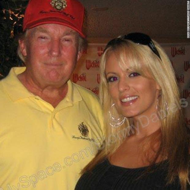 Stormy Daniels Reportedly Spanked Trump With A Copy of Forbes Magazine