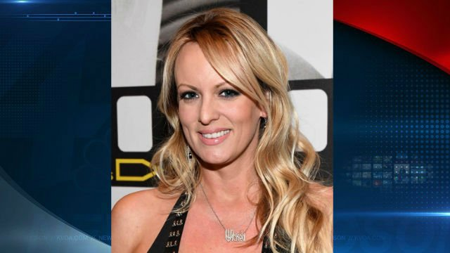 Stormy Daniels Ethan Miller / Getty Images file via NBC