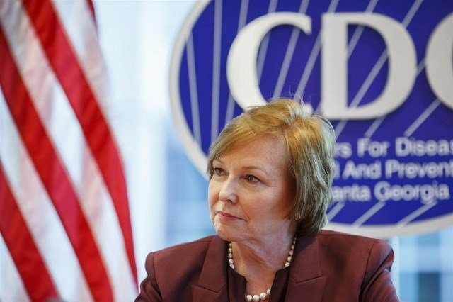 CDC director resigns after reports of buying tobacco stock