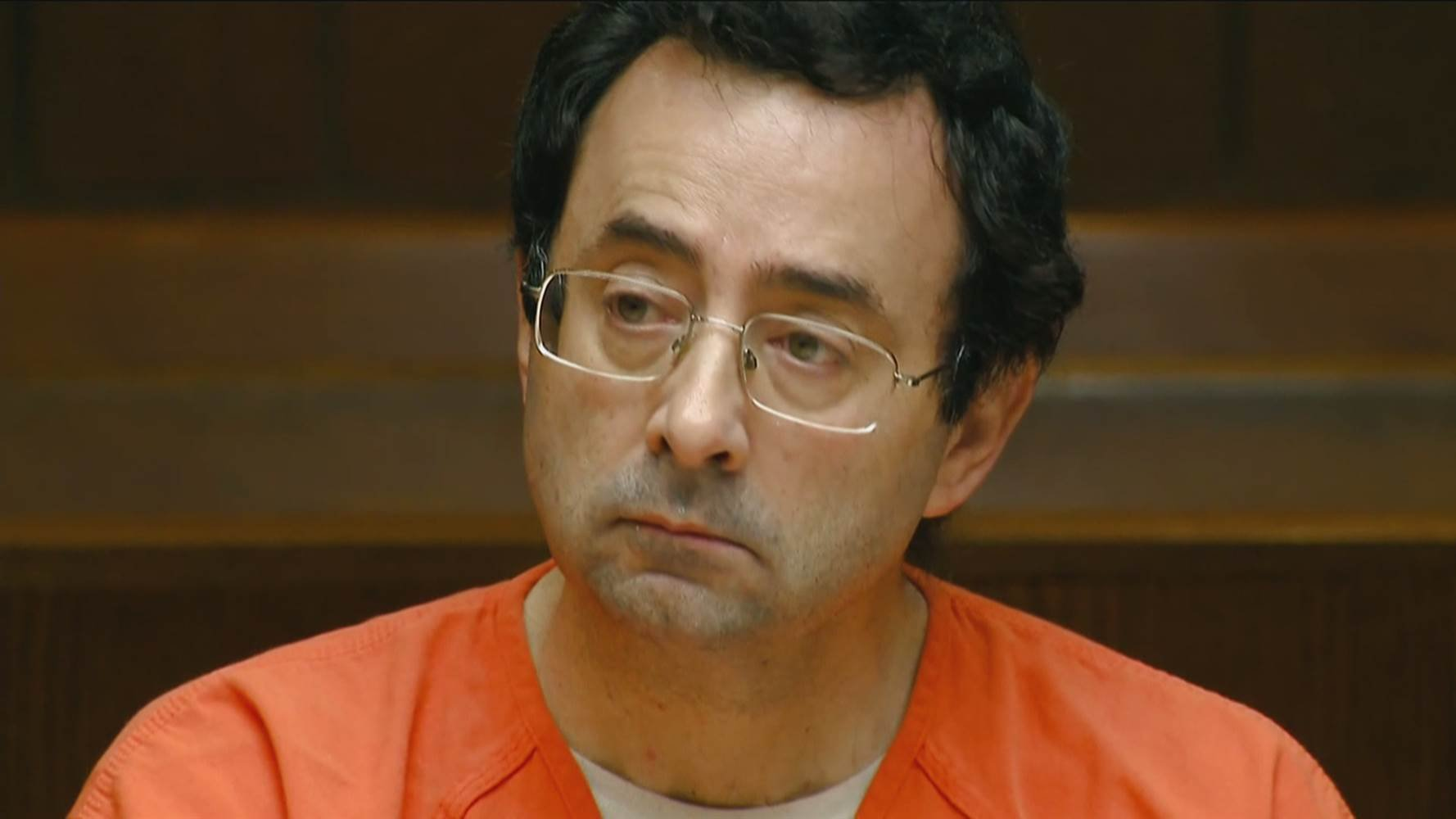 Disgraced US Gymnastics doctor Larry Nassar now in federal custody