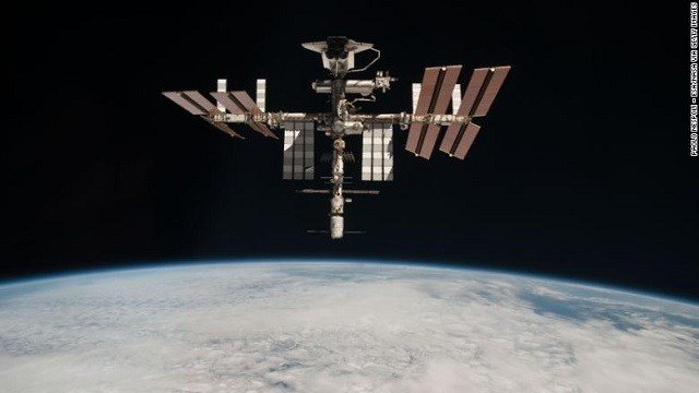 U.S.  govt plans to privatize International Space Station
