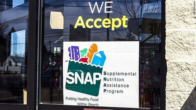 Read: The White House's Plans for SNAP Food Stamp Program