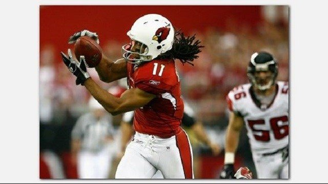 Larry Fitzgerald will return for the 2018 season, Cardinals say