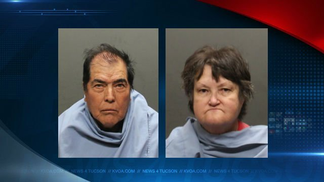 Adoptive parents accused of locking up kids without food and water