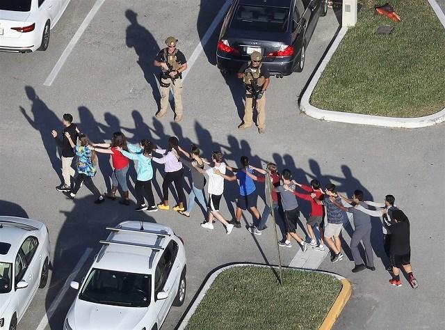 Erick Erickson: Florida shooting survivor is 'a high school bully'