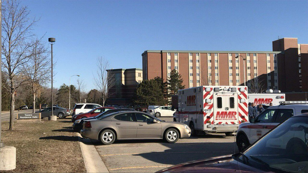 2 shot at Central Michigan University, gunman remains at-large
