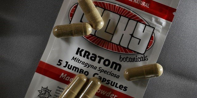 The CDC says an outbreak of salmonella linked to kratom has widened.Joe Raedle / Getty Images file