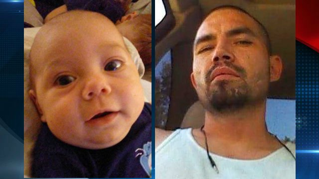7-month-old baby at center of Oklahoma Amber Alert found dead