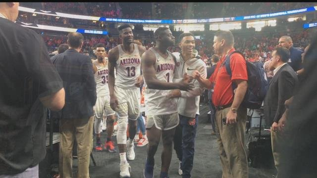 Arizona Stars Deandre Ayton and Allonzo Trier Are Leaving for the National Basketball Association