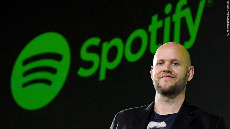 Spotify says path to profits clear ahead of April 3 listing