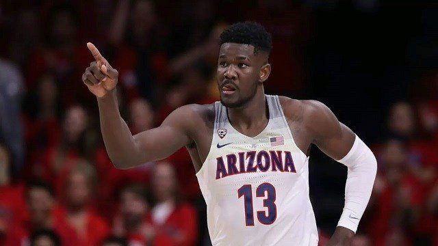 Deandre Ayton leaving for the NBA - KVOA | KVOA.com | Tucson, Arizona