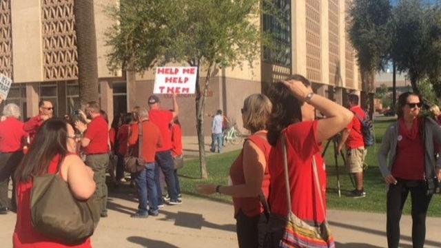 Arizona House Democrats Support Walkout Vote