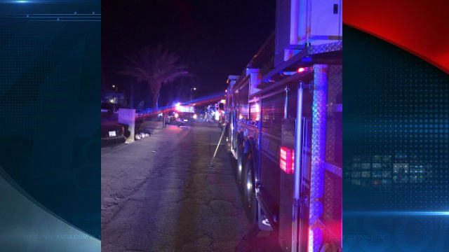 Crews respond to house fire in Monona