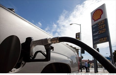 Gas prices on the rise in northern New England