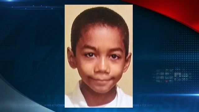 Police say bones found near Phoenix are remains of missing boy