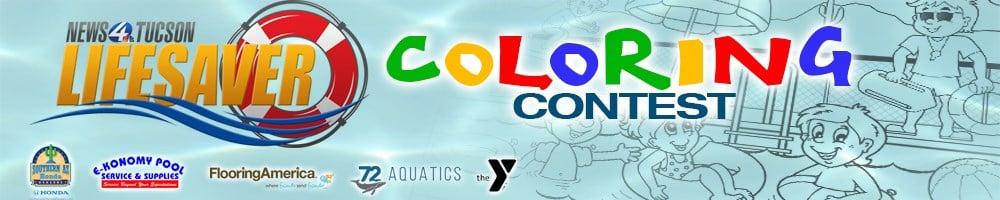 Legoland Coloring Contest 2018