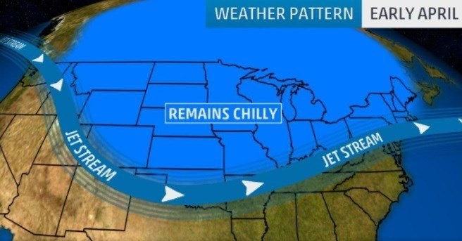A Warm Wave for Spring Break — FIRST ALERT WEATHER