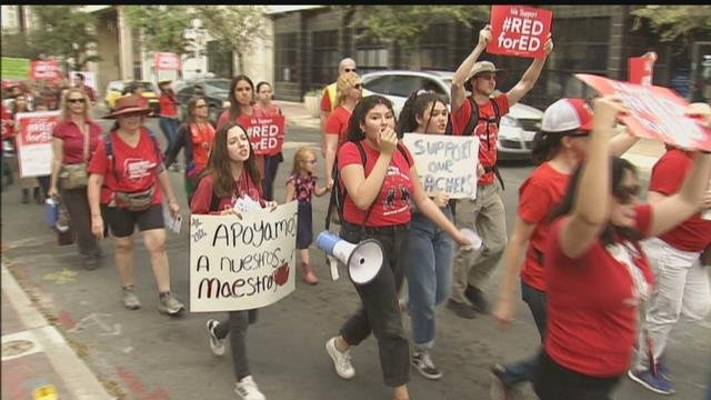 Proposed Bill Would Prohibit Teachers From Striking In Colorado
