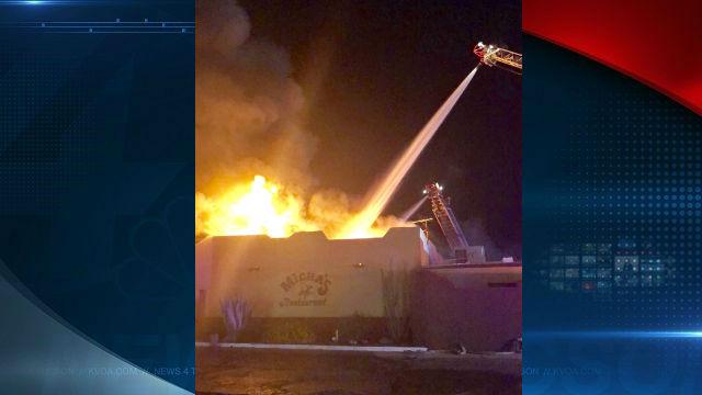 Courtesy of Tucson Fire Dept.