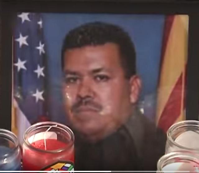 Slain Officer Leaves Behind Expecting Fiancee, 3 Children