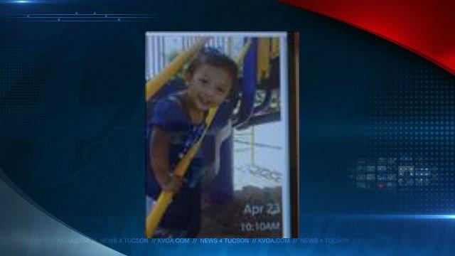 Peoria toddler girl found, Amber Alert cancelled