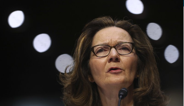 Gina Haspel appointment confirms Senate will 'tolerate rot at Government's core'
