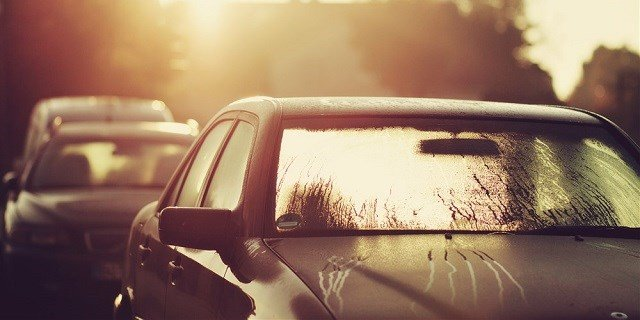 Cars can heat up to killer temperatures in just an hour in summer, a new study finds.Getty Images (Photo via NBC News)