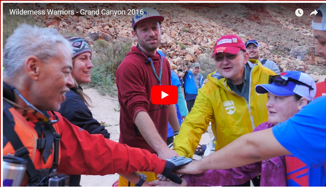 Source: GRAND CANYON VETERAN WILDERNESS EXPEDITION