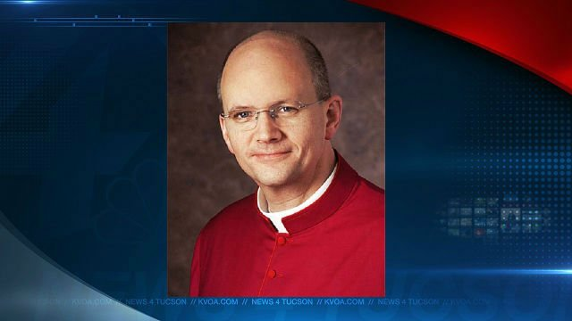 Bishop  Edward J. Weisenburger will succeed Bishop Gerald Kicanas as the new head of the Roman Catholic Diocese of Tucson.
