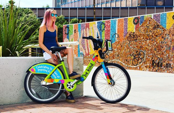 Tugo Bike Share Instagram