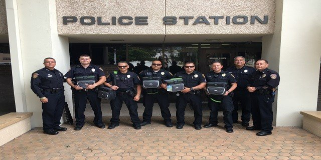 Operation Rehydration/Nogales Police Dept.