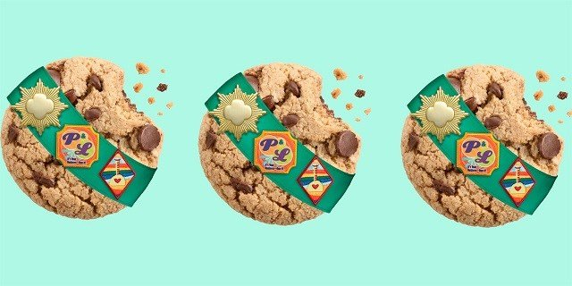 New Girl Scout cookie /Girl Scouts of the USA (via TODAY)