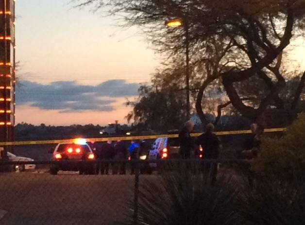 Marana Police investigating officer-involved shooting near Cortaro & I-10