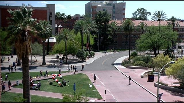 According to a survey done in 2013 by Start Up Tucson only about 18-percent of U of A graduates expect to stay in Tucson after they receive their diploma.