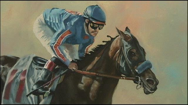 Tucson artist will have Kentucky Derby design on limited-edition Woodford Reserve bottle