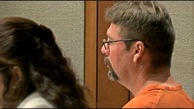 David Watson has pleaded not guilty to three counts of first degree murder.