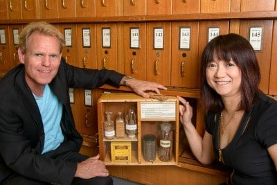 Georg Wondrak and Donna Zhang found that a compound derived from cinnamon protected mice from colorectal cancer/ UA College of Pharmacy