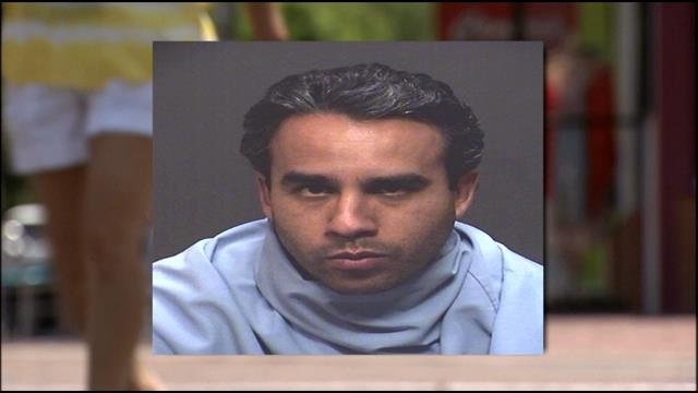 Police said Henry Yanez assaulted two women earlier this month.