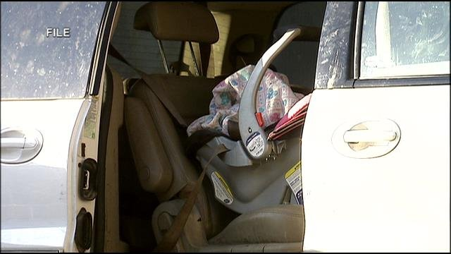 From July 1, 2014 to June 30, 2015, the Tucson Fire Department said there were 315 kids left alone in cars